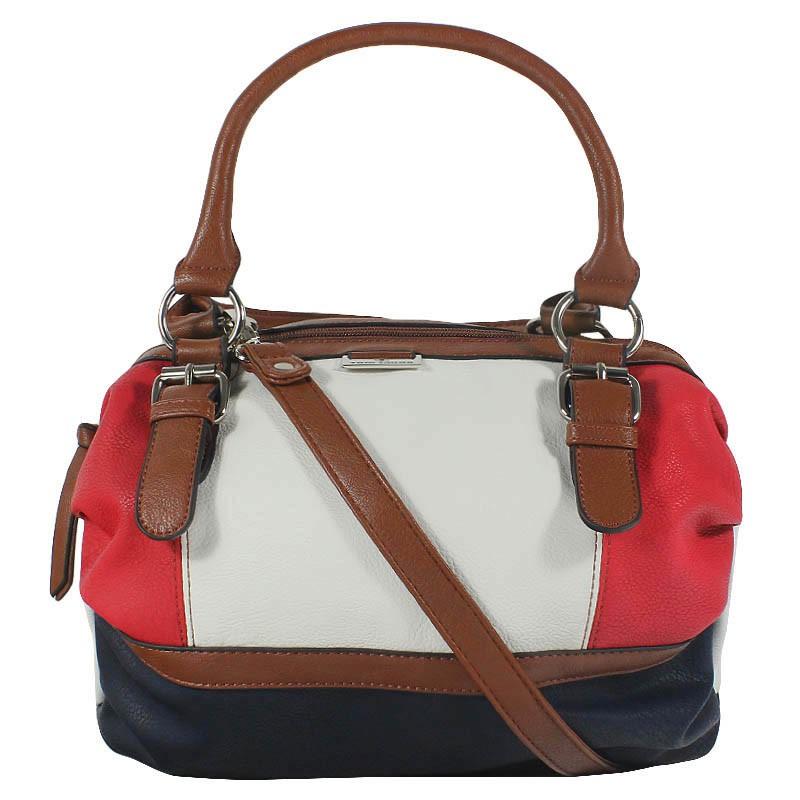 tom tailor damen handtasche bowling bag tasche. Black Bedroom Furniture Sets. Home Design Ideas