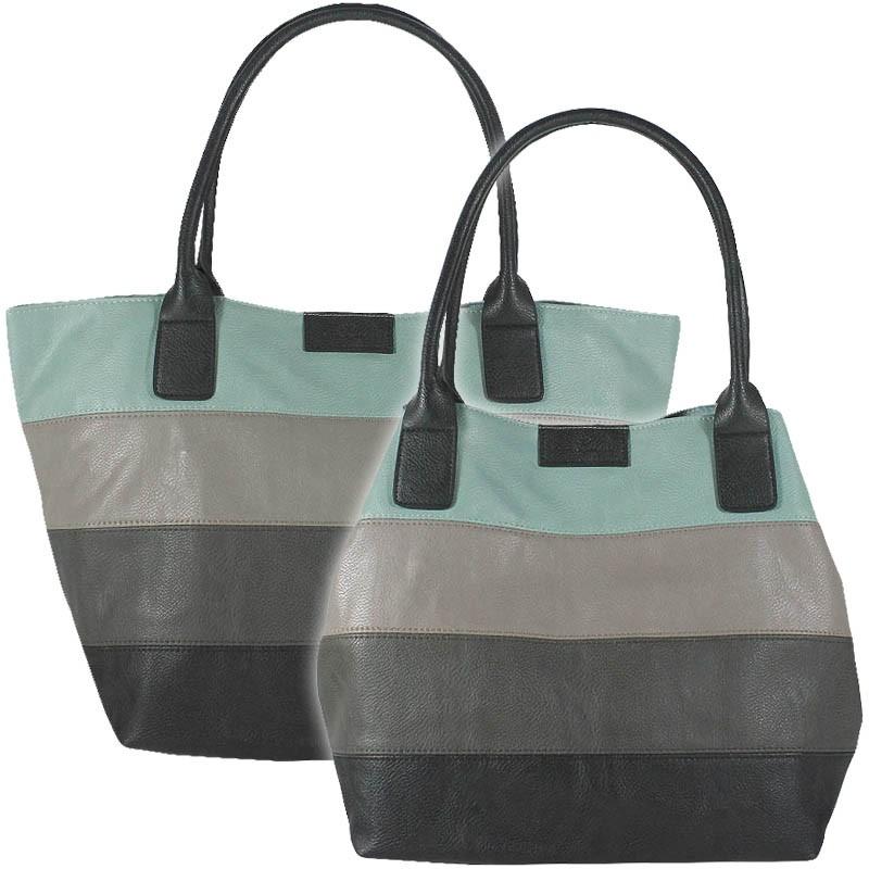tom tailor shopper handtasche beuteltasche damentasche. Black Bedroom Furniture Sets. Home Design Ideas