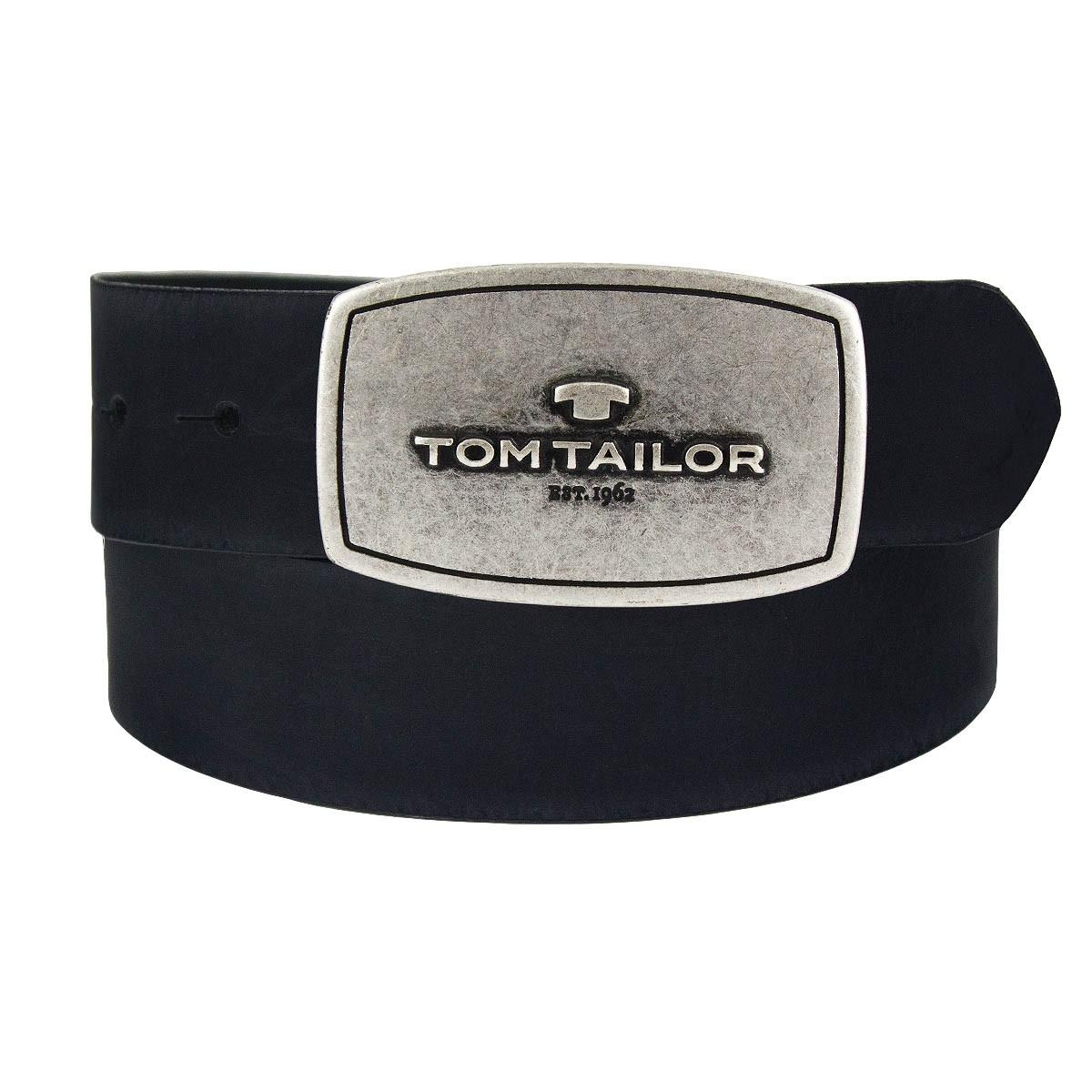 Tom Tailor Leder Koppelgürtel
