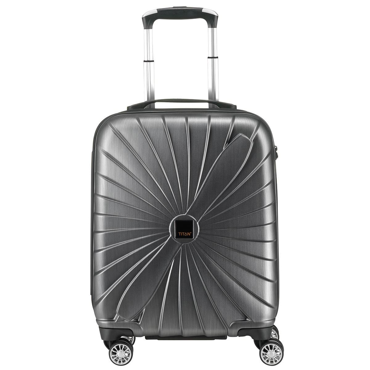 titan triport 4 rollen kabinen bord trolley hartschale. Black Bedroom Furniture Sets. Home Design Ideas