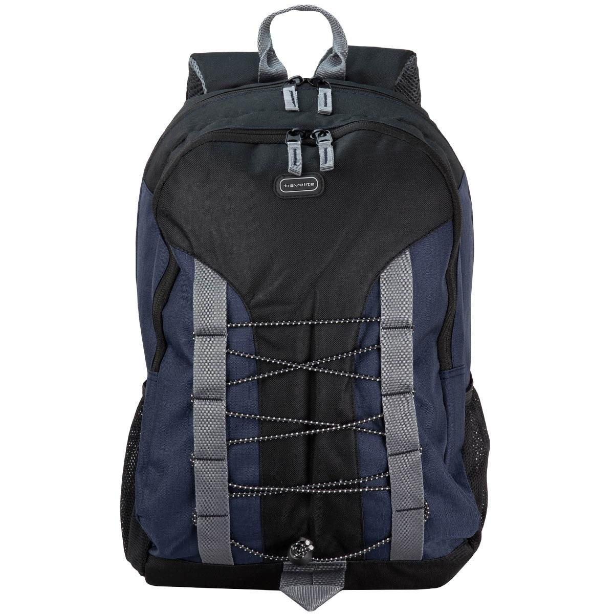 travelite basics rucksack schulrucksack daypack backpack 96244. Black Bedroom Furniture Sets. Home Design Ideas
