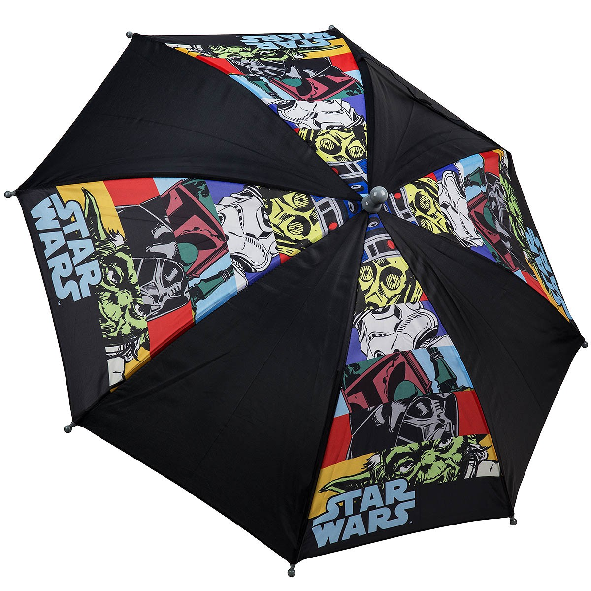 Star Wars Kinder Regenschirm Stockschirm Schirm Kinderschirm STAR005001