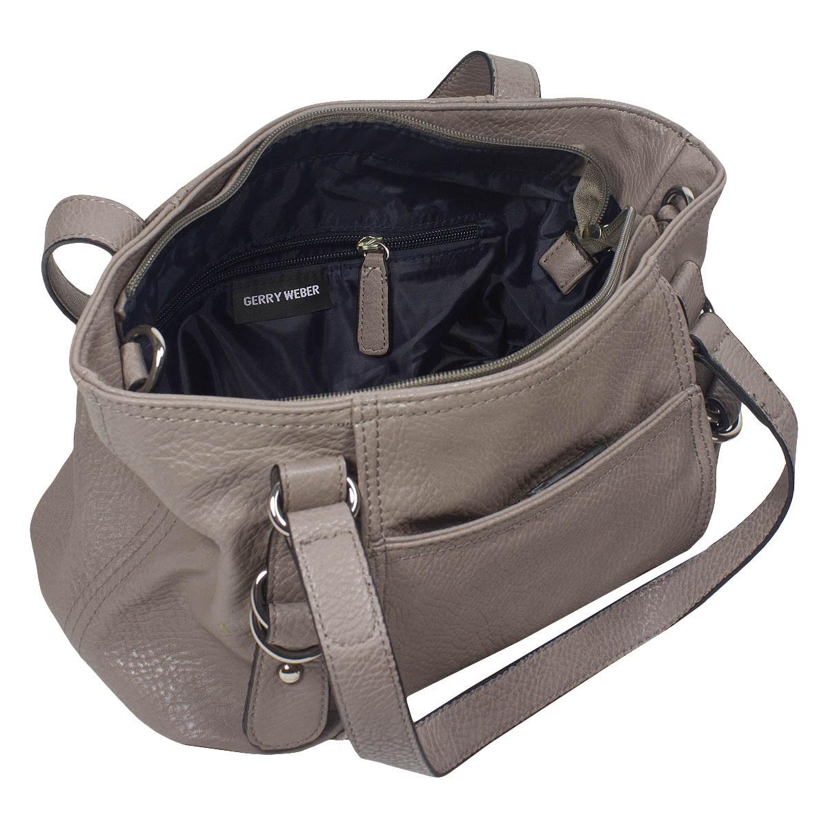 gerry weber open eyes baguette handtasche 4080000044. Black Bedroom Furniture Sets. Home Design Ideas