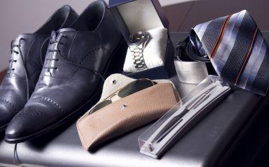 Anzug Uhr Accessoires