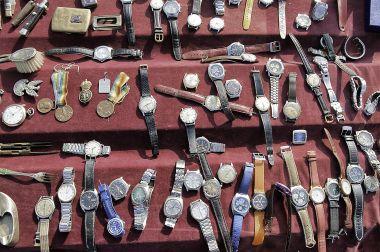 Anzug Uhr Auswahl