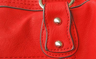 Kunstleder Pflege Schnalle Tasche
